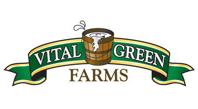 Vital Green Farm Logo