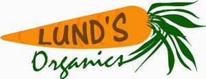 Lunds organic farm logo