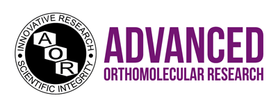 AOR Advanced Orthomolecular Research
