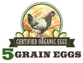 5 Grain Eggs