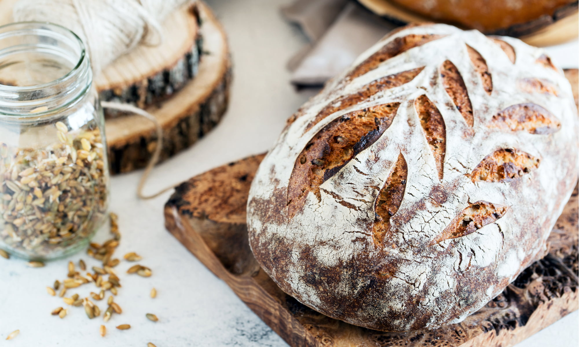 Sprouted Grain Breads: Are They Healthier?