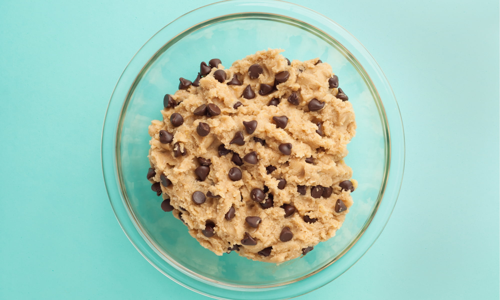 The Healthy Treat You'll Want To Indulge In: Chickpea Cookie Dough