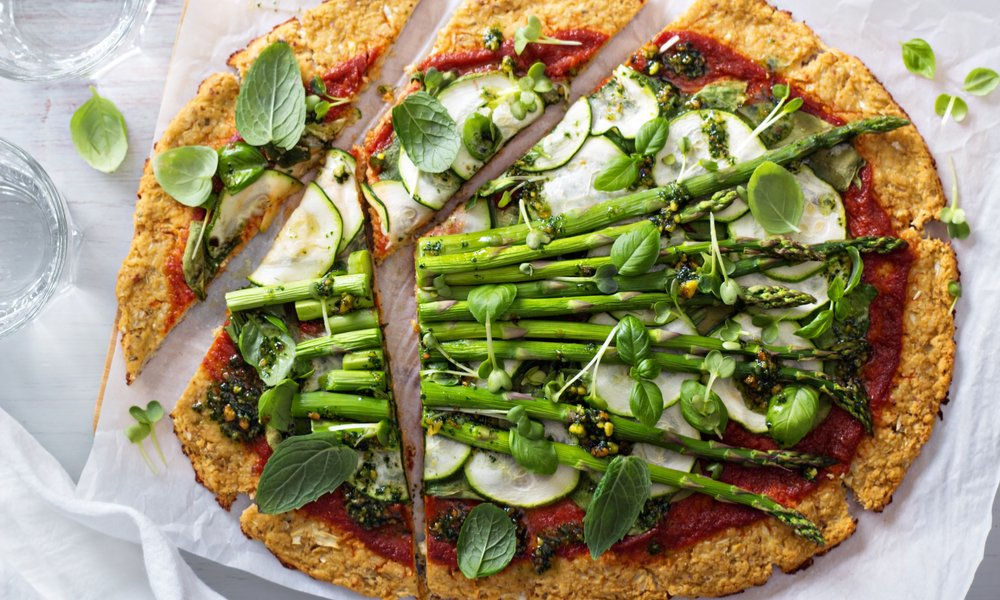 Why You Need To Try Cauliflower Pizza Crust ASAP