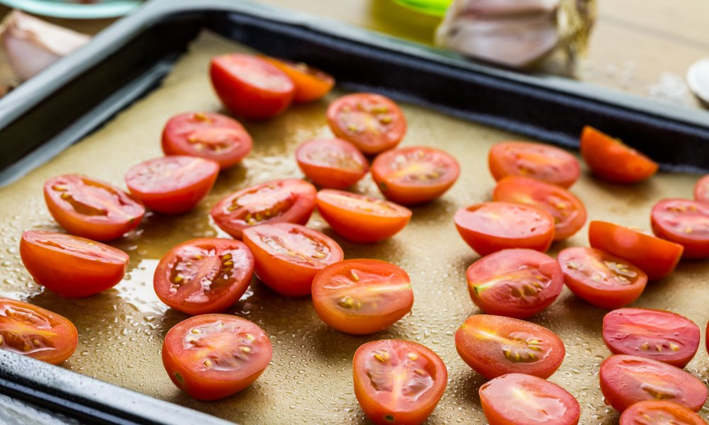How To Perfectly Roast Grape Tomatoes