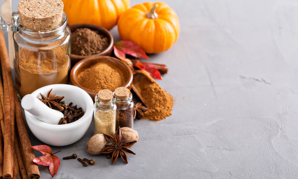 All-Natural DIY Pumpkin Spice Mix