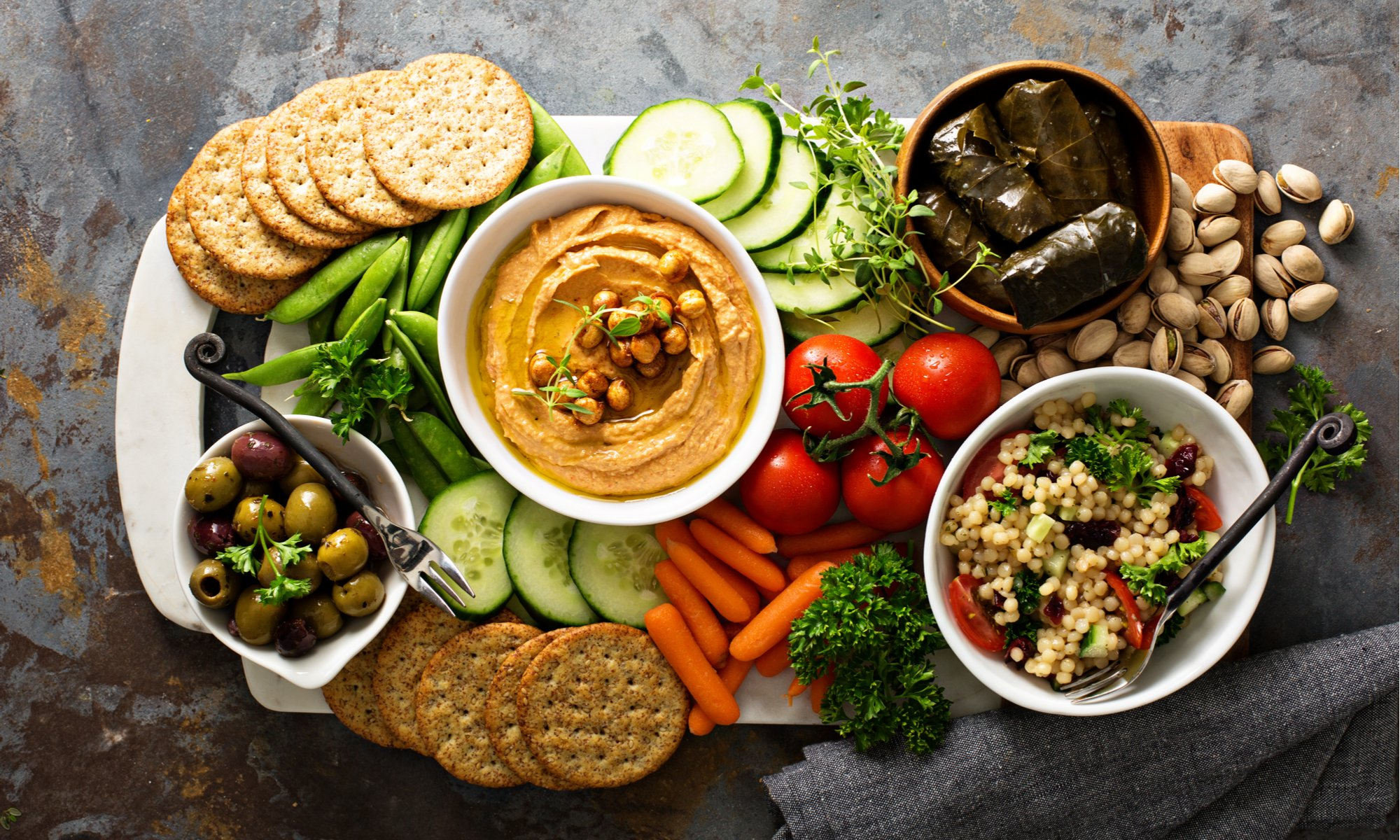 A Vegan Charcuterie Board: Your New Favourite Holiday Appy