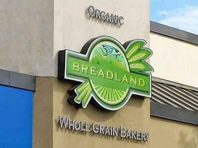 Breadland Organic Whole Grain Bakery