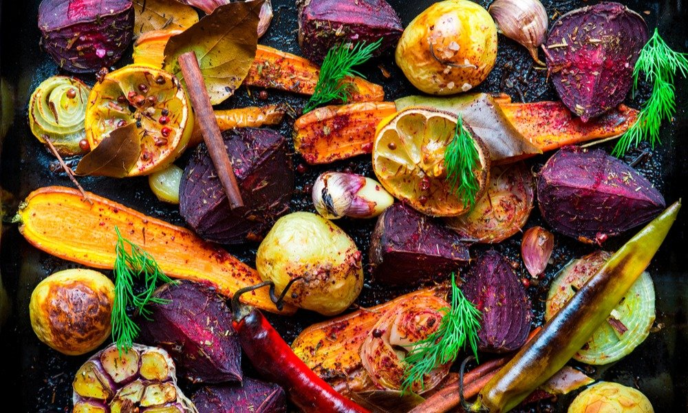 Perfect Roasted Veg
