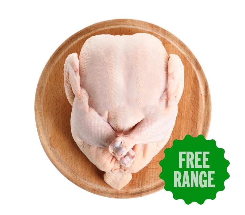 Free Range Turkey – Deposit
