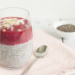 Easy Strawberry Rhubarb Chia Pudding Recipe
